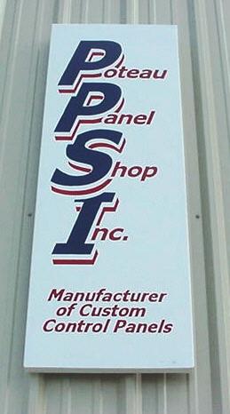 Poteau Panel Shop: Custom Industrial Control Panels